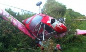Freshwater Plane Crash