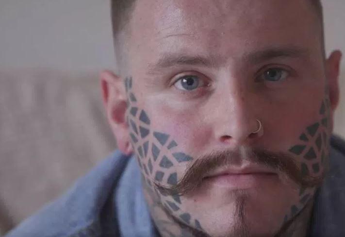 Bearded Tattoo Man