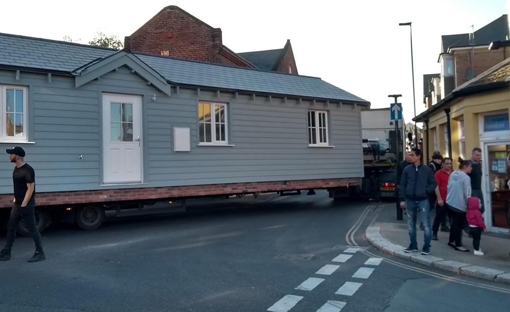Stuck House